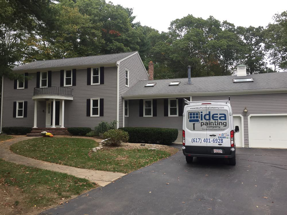 exterior painting services stoughton ma after 5