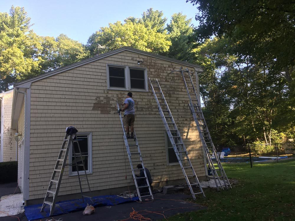 exterior painting services stoughton ma before 4