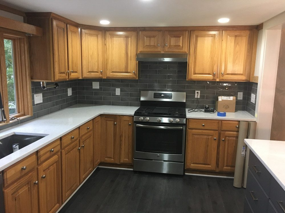kitchen cabinet refinishing medfield westwood dover sherborn ma 6