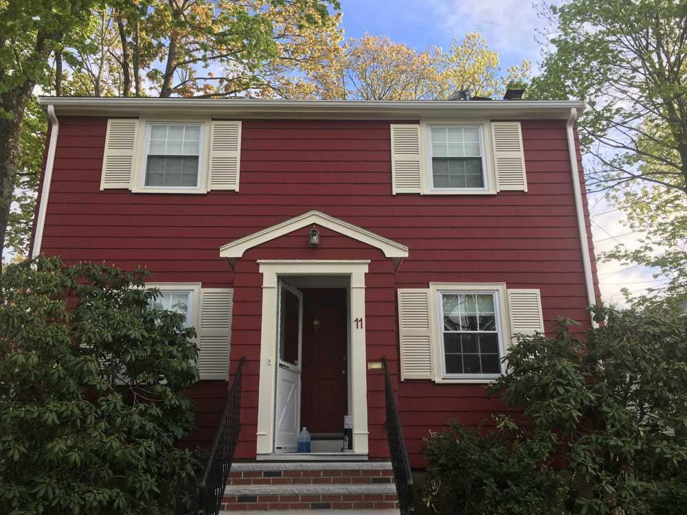 Exterior house painting milton ma idea painting company for Exterior house painting companies